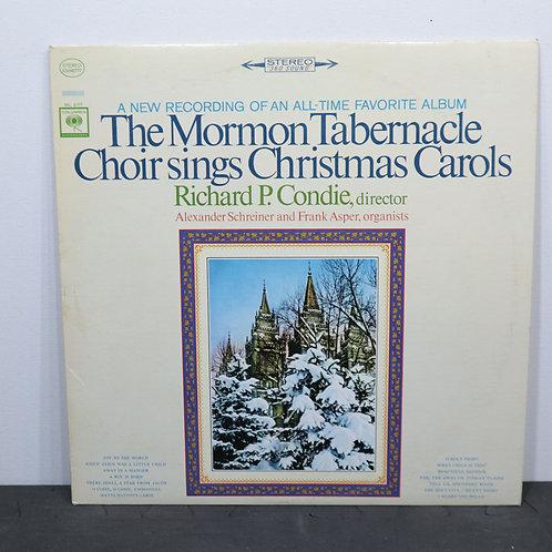 The Mormon Tabernacle Choirsings Christmas Carols