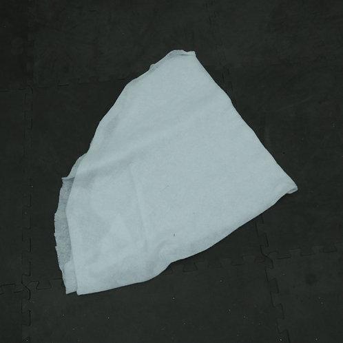 Tissu blanc pour dessous d'arbre