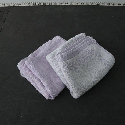 2 serviettes à main