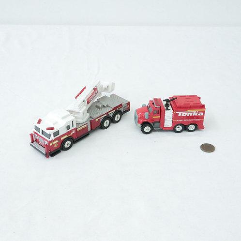 2 camions Tonka