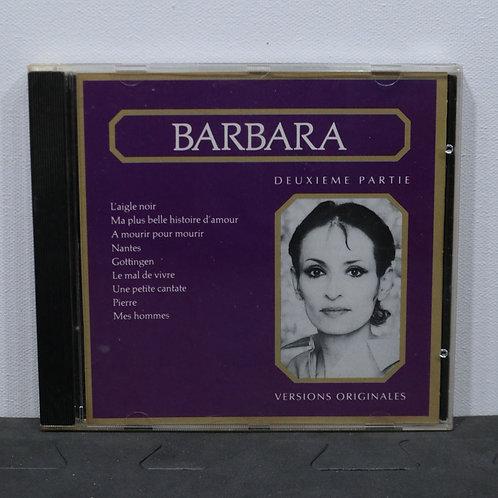Barbara - Deuxième partie