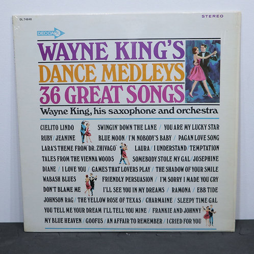 Wayne king's dance medleys 36 great songs
