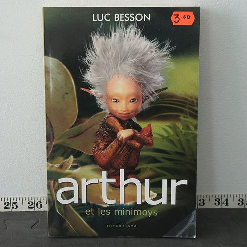 Arthur et les Minimoys - Lus Besson