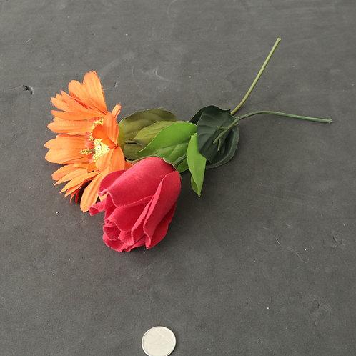 2 fleurs