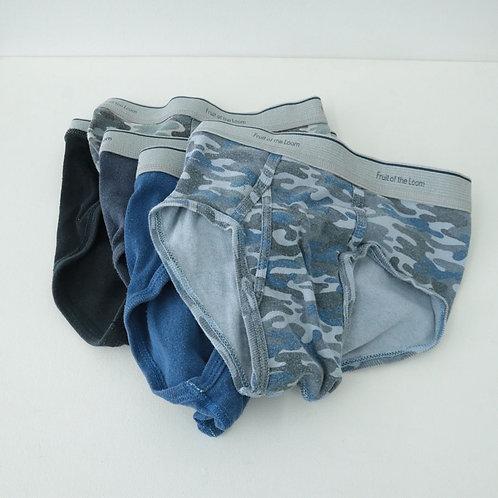 5 sous-vêtements (garçon moyen)