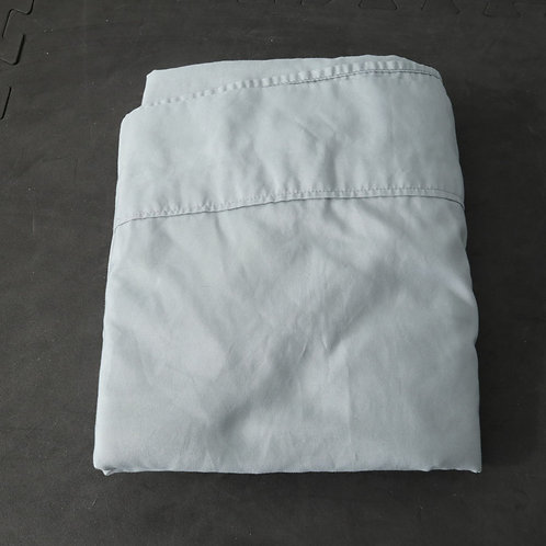 Drap plat pour lit simple