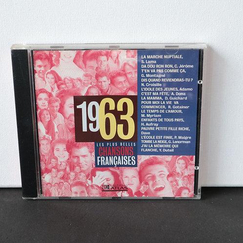 1963 - Les Plus Belles Chansons Françaises