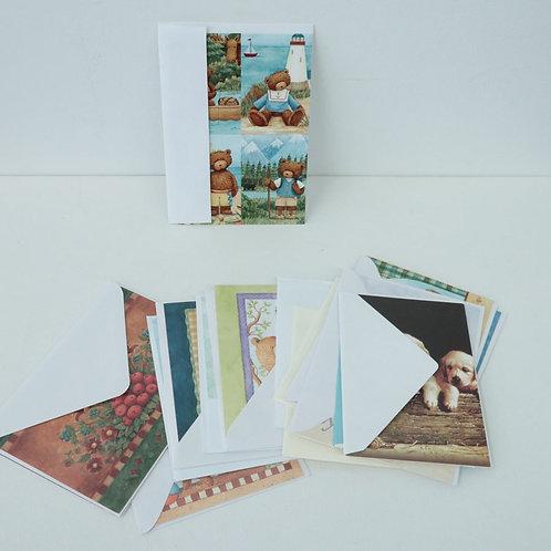16 cartes