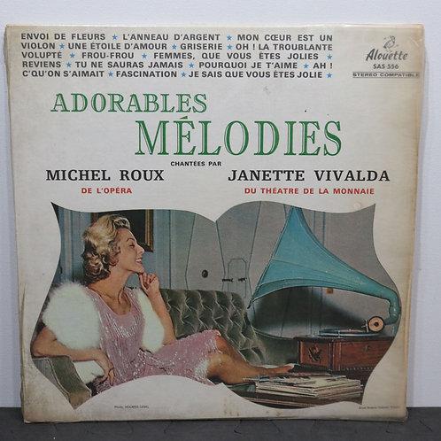 Adorables mélodies