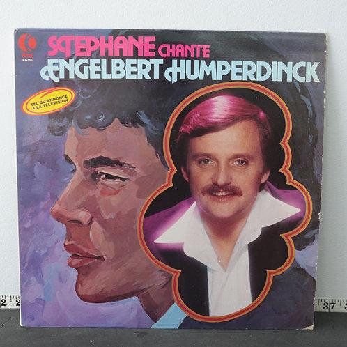 Stephane Chante Engelbert Humperdinck