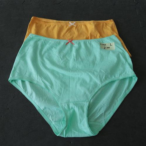 2 Sous-vêtements  (L)