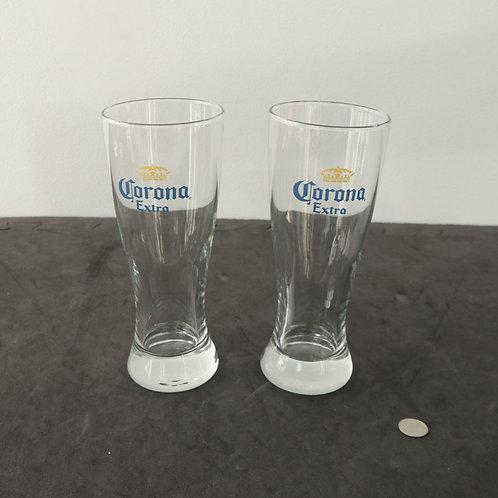 2 verres Corona
