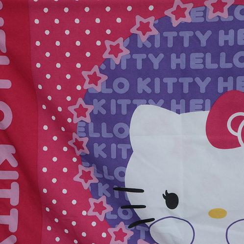 Taie d'oreiller Hello Kitty