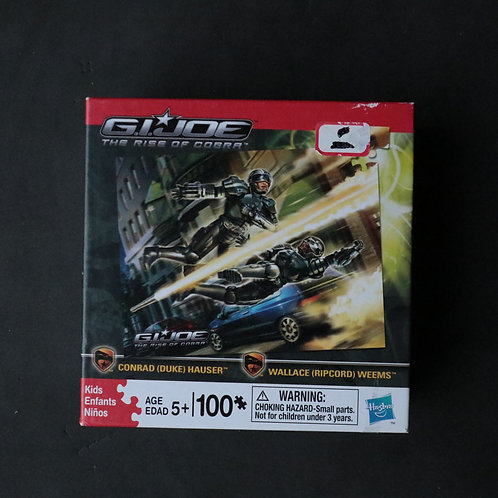Casse-tête G.I. Joe