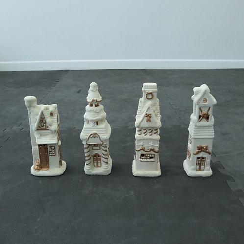 4 Maisons de Noël