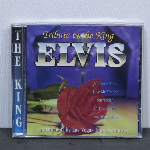 Tribute to the king Elvis