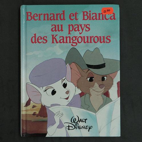 Bernard et Bianca au pays des kangourous - Walt Disney