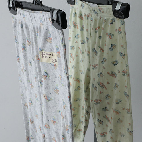 2 paires de pantalons (30 mois)