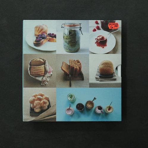 3 livres de cuisine
