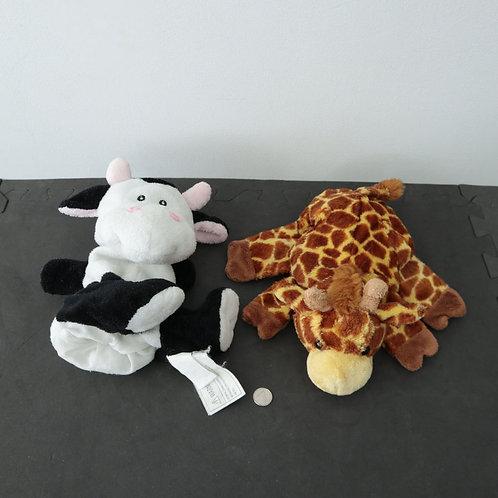 2 Marionnettes
