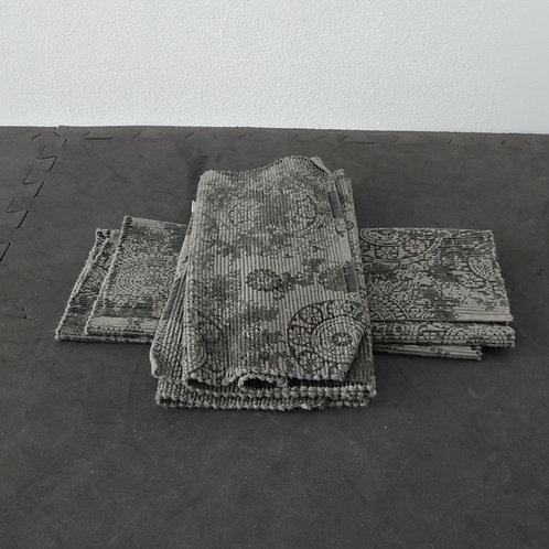 4 napperons