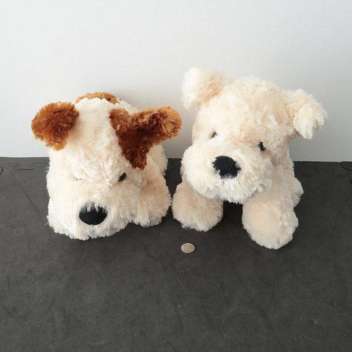2 chiens tout doux