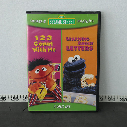 123 Count With Me & Learning With Letters