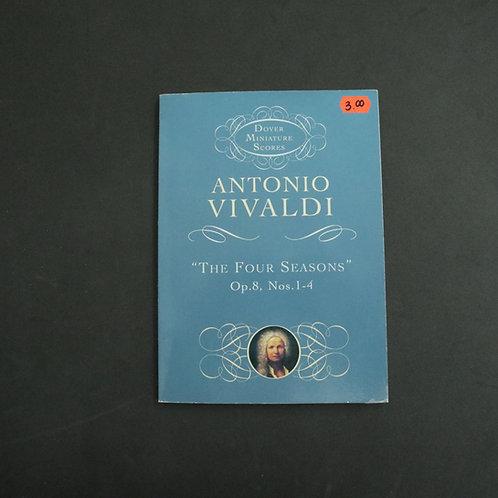 Antonio Vivaldi partition