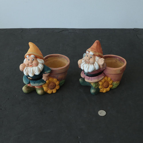 2 Pots pour plante
