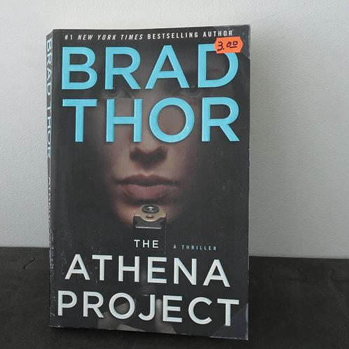 Athena Project - Brad Thor (Anglais)