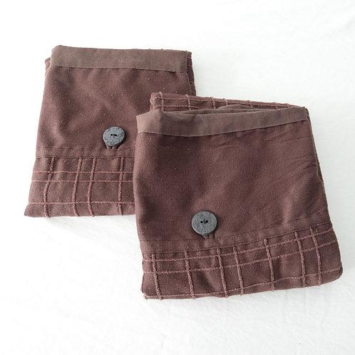 2 couvre-oreiller