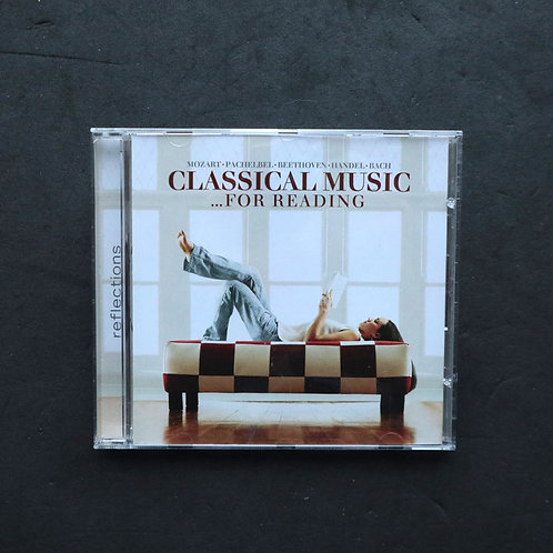 Classical music... for reading