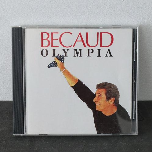 Bécaud Olympia
