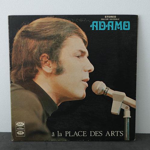 Adamo - À La Place des Arts