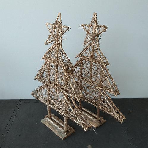 2 Arbres de Noël