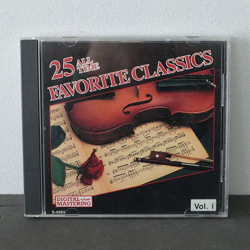 25 All Time Favorite Classics