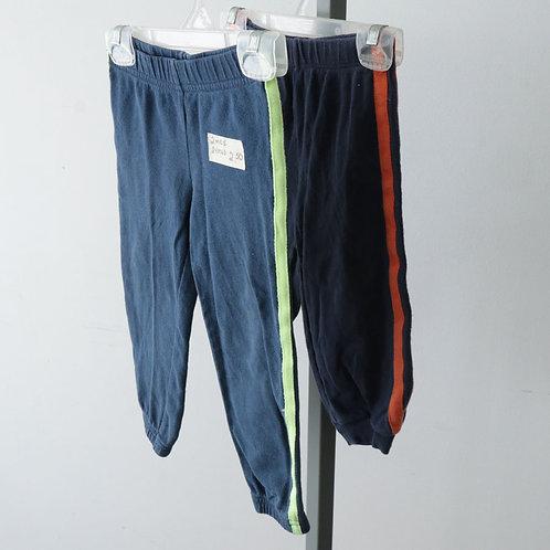 2 pantalons mous (24 mois)