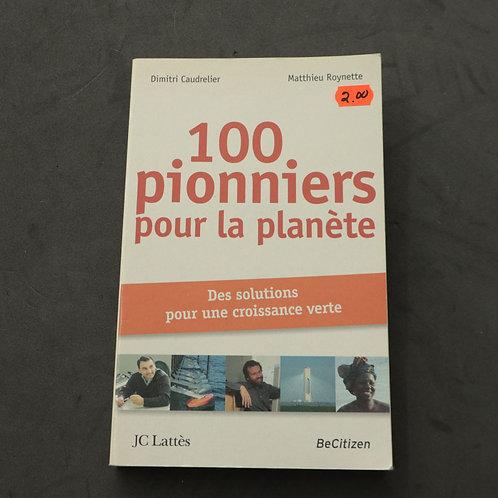 100 pionniers pour la planète