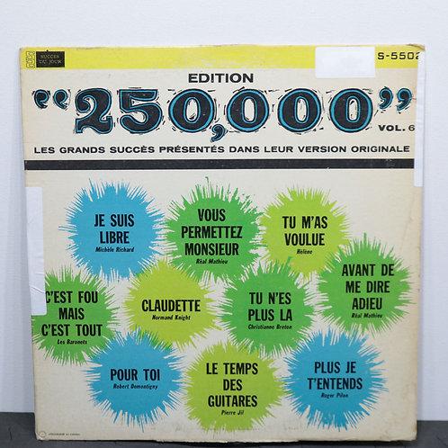 Édition 250 000 / Les grands succès présentés dans leur version originale