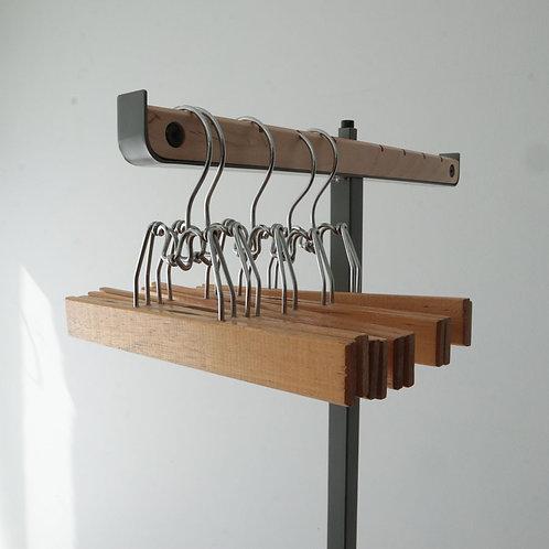 5 Supports en bois