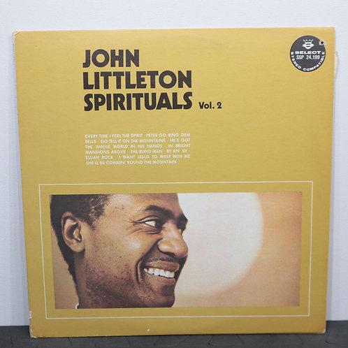 Spirituals vol 2 / John Littleton