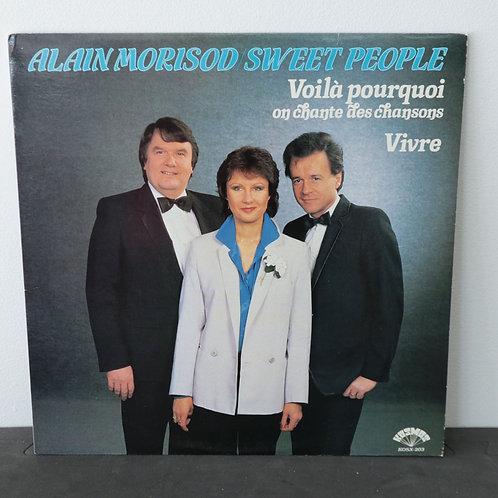 Alain Morisod Sweet People - Vivre