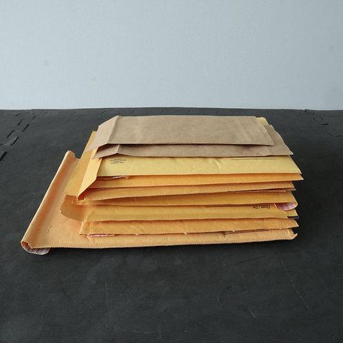 10 Enveloppes rembourrées