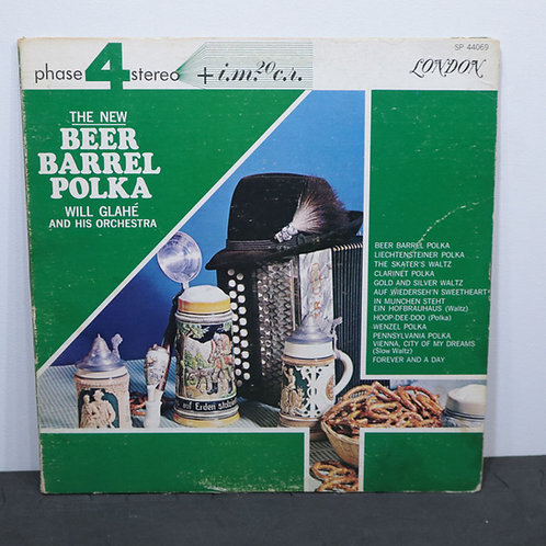 Will Glahé and his orchestra - Beer Barrel Polka