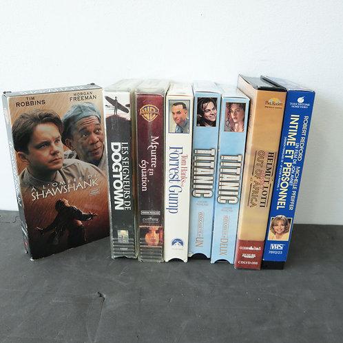7 films VHS