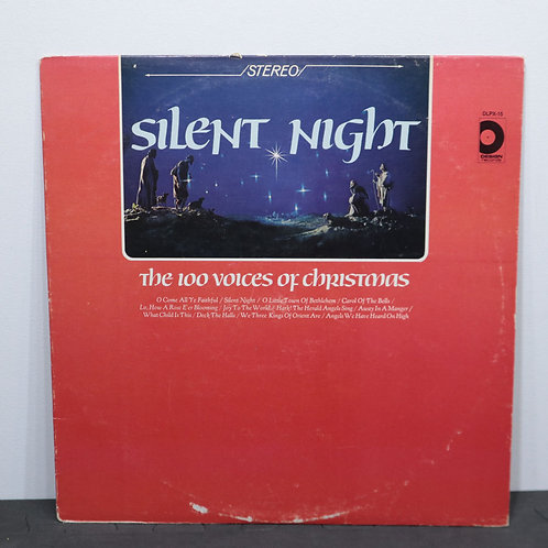 Silent night / the 100 voices of christmas