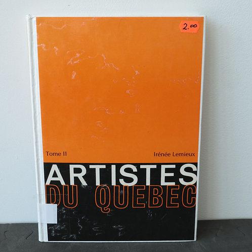 Artiste du Québec