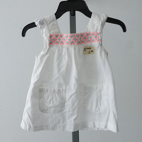 Camisole (12 mois)