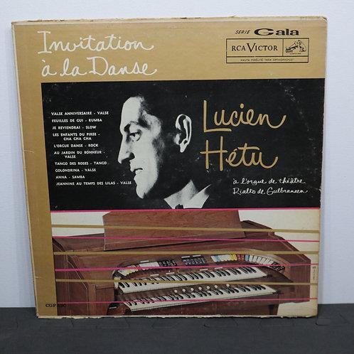À la danse / Lucien Hétu