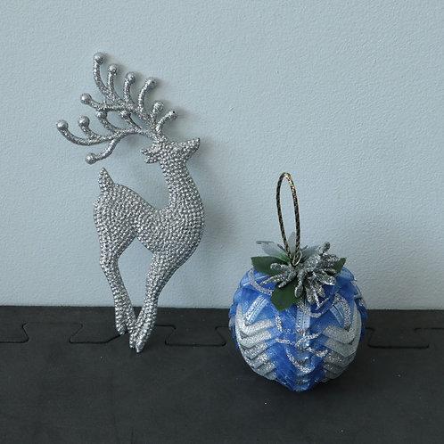 2 décorations de Nöel